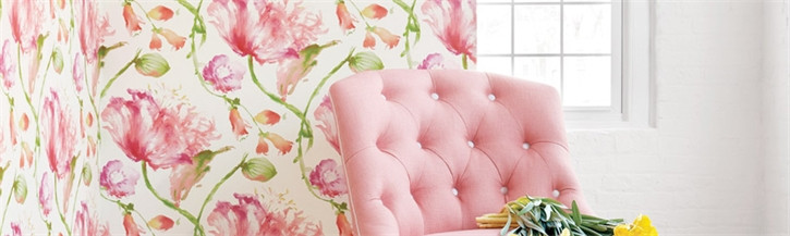 Designing Your Interiors With Designer Wallpaper